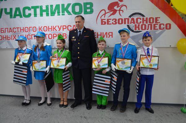 Победители конкурса безопасное колесо